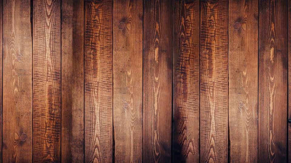 come pulire legno